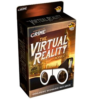 Chronicles of Crime The Virtual Reality VR-briller til Chronicles of Crime