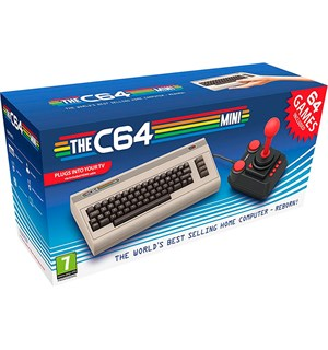 Commodore 64 Mini Retro Console THE C64 Mini