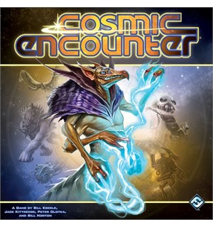 Cosmic Encounter 42nd Anniversery Ed. 42nd Anniversary Edition