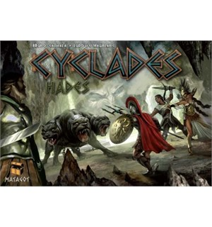 Cyclades Hades Expansion Utvidelse til Cyclades