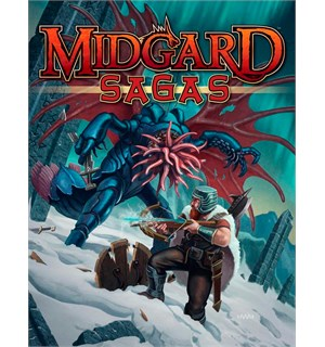 D&D Adventure Midgard Sagas Dungeons & Dragons Scenario Level 3-8