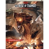 D&D Adventure The Rise of Tiamat Dungeons & Dragons Scenario Level 8-15