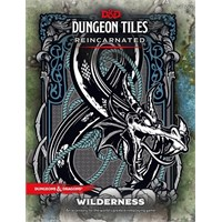 D&D Dungeon Tiles Wilderness Dungeons & Dragons Reincarnated