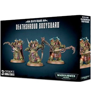 Death Guard Deathshroud Bodyguard Warhammer 40K