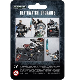 Deathwatch Upgrades Warhammer 40K