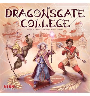 Dragonsgate College Terningspill