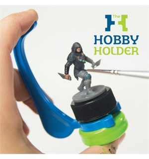Game Envy Hobby Holder - Svart Alt-i-ett painting handle til maling