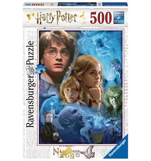 Harry Potter 500 biter Puslespill Ravensburger Puzzle