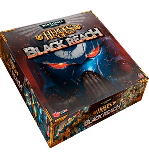 Heroes of Black Reach Brettspill Warhammer 40K