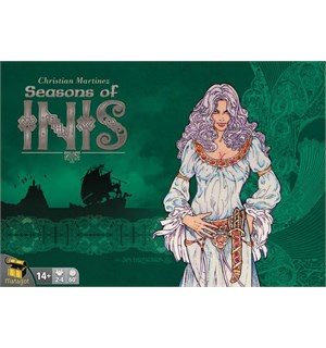Inis Seasons of Inis Expansion Utvidelse til Inis