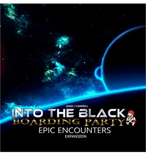 Into the Black EPIC Encounters Expansion Utvidelse til Into the Black