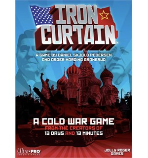 Iron Curtain Kortspill