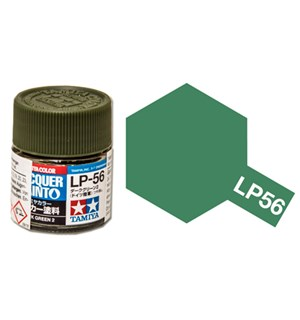 Lakkmaling LP-56 Dark Green 2 Tamiya 82156 - 10ml