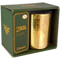 Legend of Zelda Kopp Gold Mug 3dl