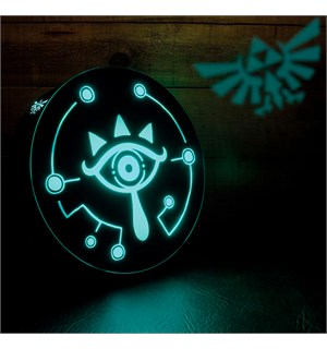 Legend of Zelda Lampe Sheikah Eye 20cm Breath of the Wild