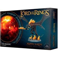 Lord of the Rings The Balrog Middle-Earth Strategy Battle Game