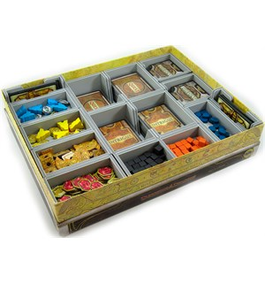 Lords of Waterdeep Insert Få system i spillboksen