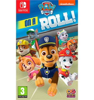 Nickelodeon PAW Patrol On a Roll Switch