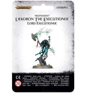 Nighthaunt Liekoron The Executioner Warhammer Age of Sigmar