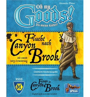Oh My Goods Escape To Canyon Brook Exp Utvidelse til Oh My Goods