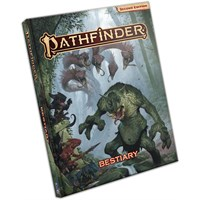 Pathfinder 2nd Ed Bestiary Second Edition RPG