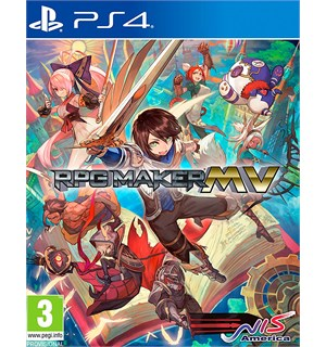 RPG Maker MV PS4