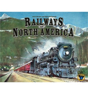 Railways of North America Expansion Utvidelse til Railways of the World