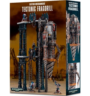 Sector Mechanicus Tectonic Fragdrill Warhammer 40K