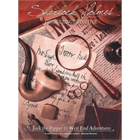 Sherlock Holmes Jack the Ripper/West End Sherlock Holmes Consulting Detective