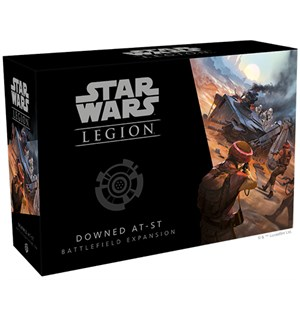 Star Wars Legion Downed AT-ST Expansion Utvidelse til Star Wars Legion