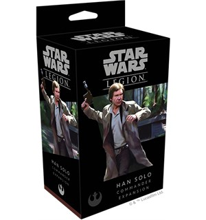 Star Wars Legion Han Solo Exp Utvidelse til Star Wars Legion