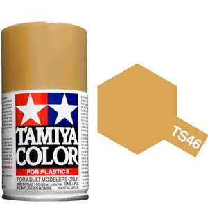 Tamiya Airspray TS-46 Light Sand Tamiya 85046 - 100ml