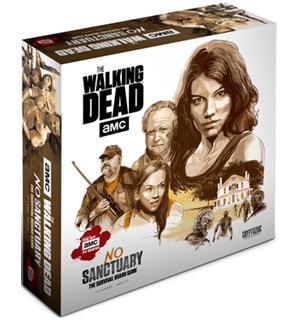 The Walking Dead What Lies Ahead Exp Utvidelse til The Walking Dead No Sanctu