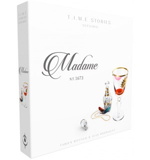 Time Stories Madame Expansion Utvidelse til Time Stories