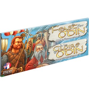 A Feast for Odin Mini Expansion Utvidelse til Feast for Odin