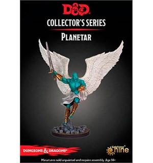 D&D Figur Coll. Series Planetar Dungeons & Dragons Collectors Series