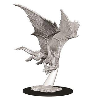 D&D Figur Nolzur Young Bronze Dragon Nolzur's Marvelous Miniatures - Umalt