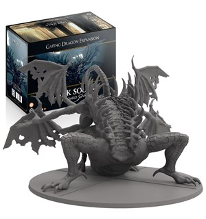 Dark Souls Board Game Gaping Dragon Exp Utvidelse til Dark Souls The Board Game