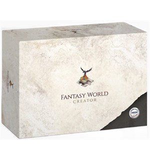 Fantasy World Creator 450+ komponenter til Rollespill