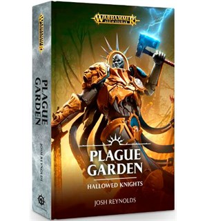 Hallowed Knights Plague Garden (Bok) Warhammer Age of Sigmar Black Library
