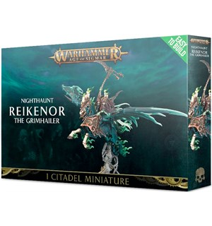 Nighthaunt Reikenor The Grimhailer ETB Warhammer Age of Sigmar Easy to Build