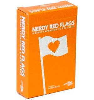 Red Flags Nerdy Red Flags Expansion Utvidelse til Red Flags