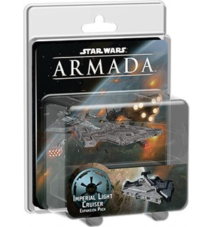 Star Wars Armada Imperial Light Cruiser Utvidelse til Star Wars Armada