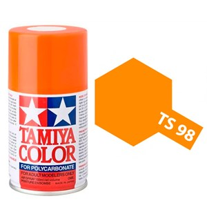 Tamiya Airspray TS-98 Pure Orange Tamiya 85098 - 100ml