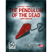 50 Clue Part 1 of 3 Pendulum of the Dead Leopold Trilogy