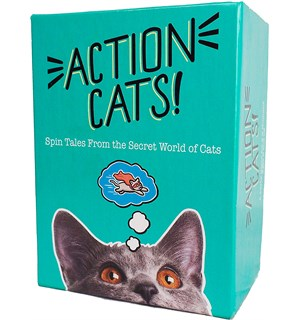 Action Cats Brettspill