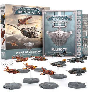 Aeronautica Imperialis Startsett Wings of Vengeance