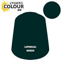 Airbrush Paint Lupercal Green 24ml Maling til Airbrush