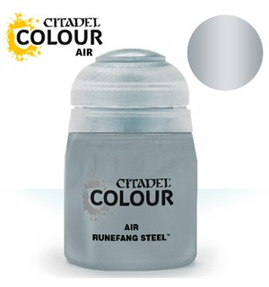 Airbrush Paint Runefang Steel 24ml Maling til Airbrush