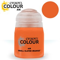Airbrush Paint Troll Slayer Orange 24ml Maling til Airbrush